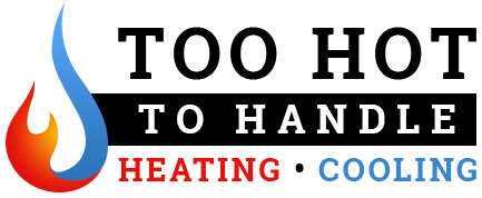 Geelong Heating and Cooling | Too Hot To Handle Logo